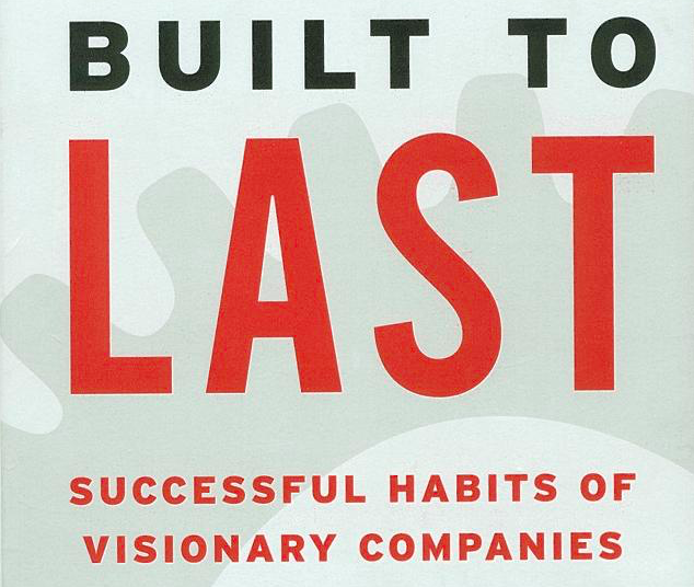 build to last book