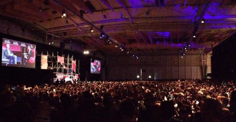 panda conference web summit lisbon