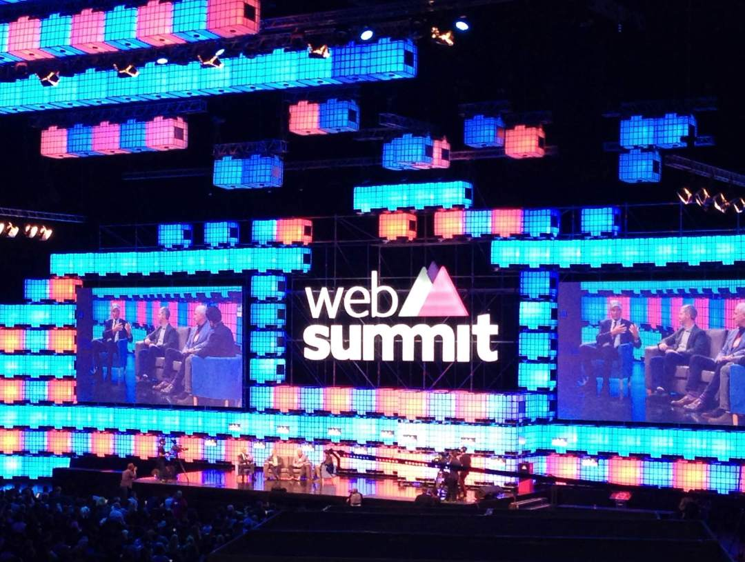web summit center stage lisbon