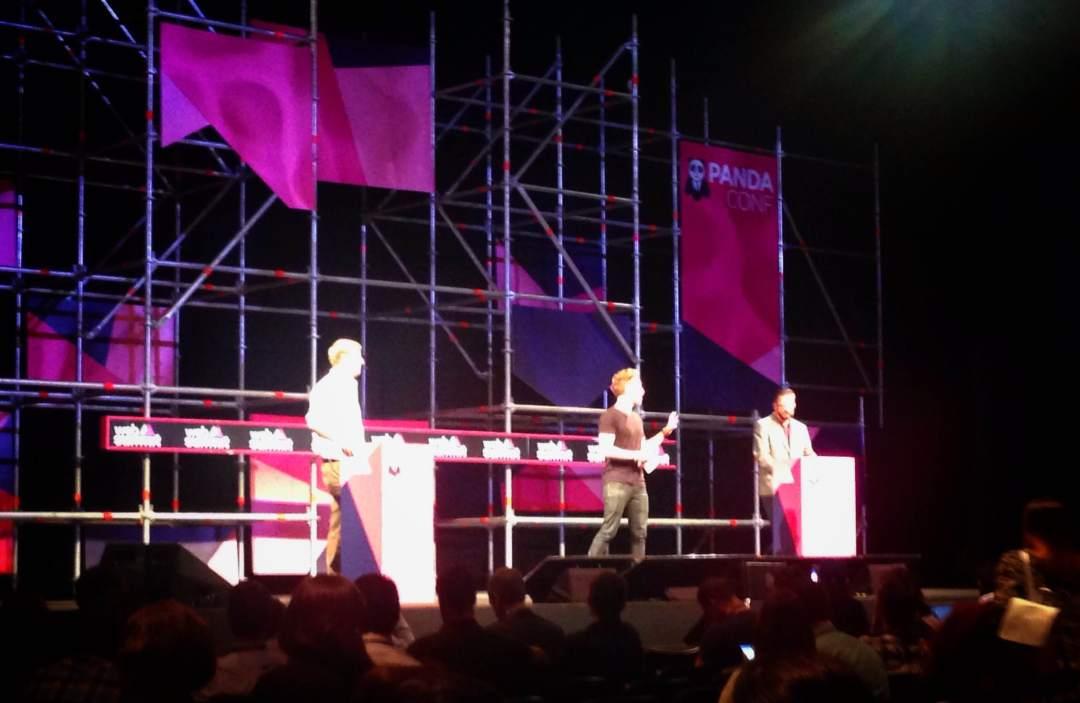 adblocking venturebeat debate web summit lisbon