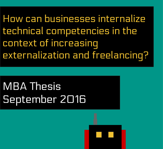 mba thesis digital transformation