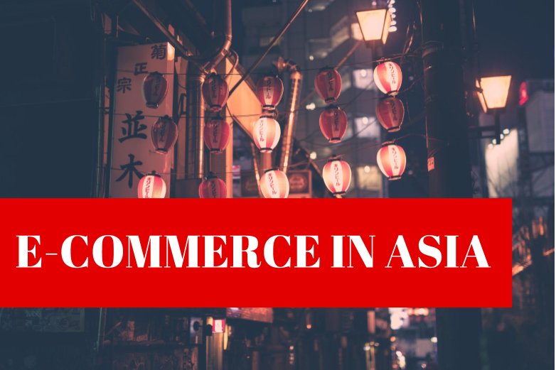 e-commerce growth asia statistics