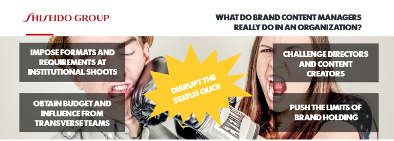 challenges for brand content managers