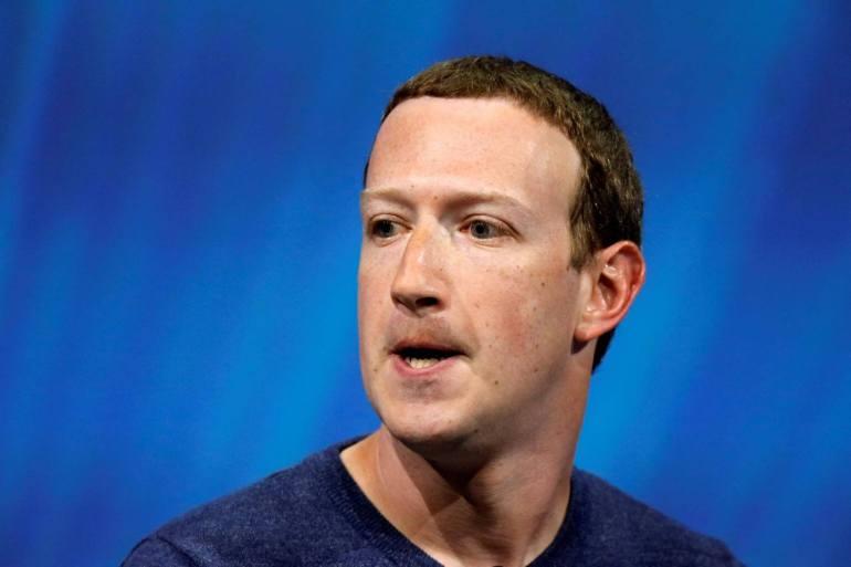 zuckerberg stock value